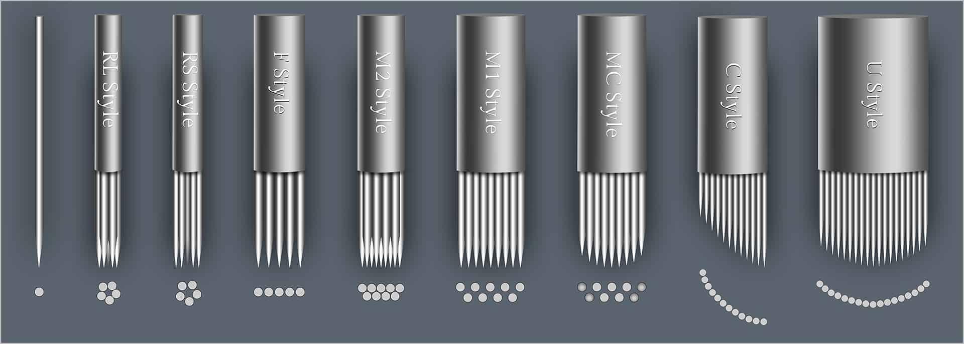 3D-1920 needles