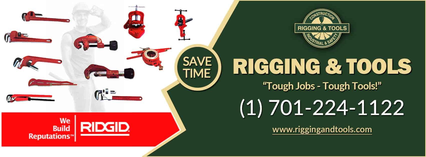 Rigging & Tools 1