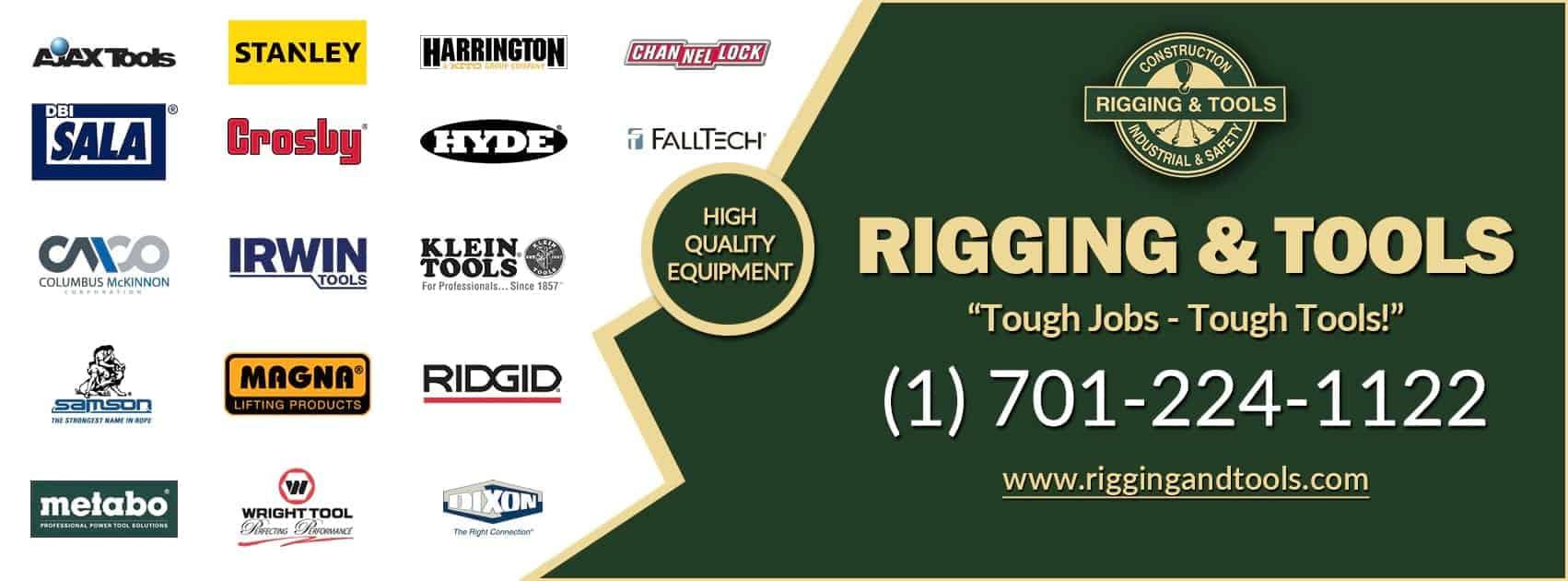 Rigging & Tools 2