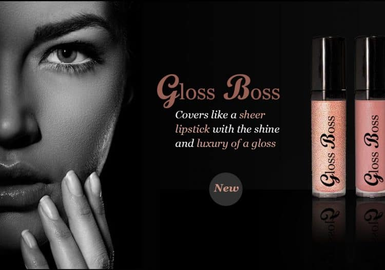 gloss boss face