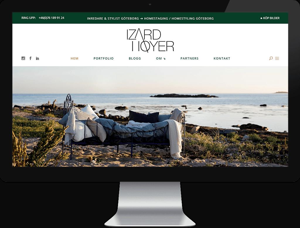 Webdesign - Wordpress - Silkeborg - izardhoyer